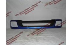 Бампер FN3 синий самосвал для самосвалов фото Белгород