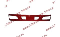 Бампер F красный пластиковый для самосвалов фото Белгород