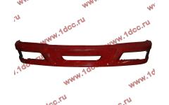 Бампер FN2 красный самосвал для самосвалов фото Белгород